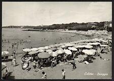 AD0296 Nuoro - Provincia - Caletta - Spiaggia - Animata