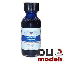 Candy Cobalt Blue Enamel 1oz Bottle - ALCLAD II LACQUER 710