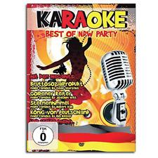 Karaoke DVD - Die größten Neue Deutsche Welle Karaoke Party Hits - NDW - Neuware