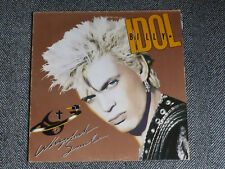 BILLY IDOL - Whiplash smile - LP / 33T