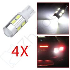 6000k 921 T10 T15 11W White Back up Reverse LED  Projector Lens Light Bulb 4x