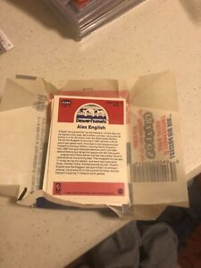 1986 fleer baskball wax pack open to see if there was Jordan