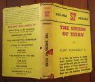 The Sirens of Titan BY Kurt Vonnegut Jr 1962 1st Scarce UK edition Hardback Dj