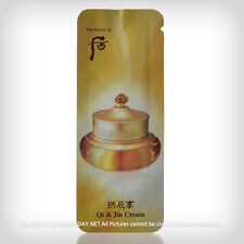 The History of Whoo Gongjinhyang Qi & Jin Cream 1ml x 50pcs(50ml)_Free tracking