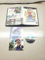 Super Mario Sunshine (GameCube, 2002) Fully Tested on Wii CIB Complete in Case