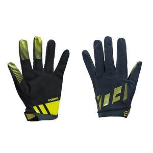 Fox Black/Yellow  Mens Ranger Gloves 2020 Racing Mountain Bike BMX MTX MTB