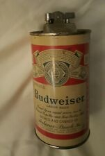 Budwiser Vintage Beer Can Lighter