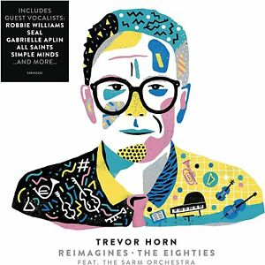 Trevor Horn Reimagines The Eighties CD - New And Sealed - The Sarm Orchestra. E