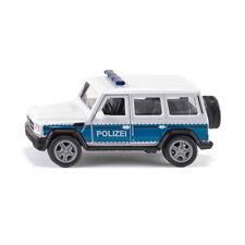 """SIKU 2308 Mercedes AMG G65 """"Policía Federal"""" Blanco/Azul Escala 1:50 NUEVO! °"""