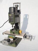 Nema 17 PROXXON MF70 CNC KIT for NEMA17  Stepper motor milling fresatura