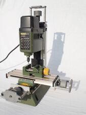 PROXXON MF70 CNC KIT for NEMA17  Stepper motor milling fresatura