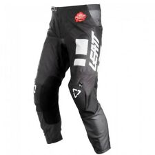 2018 LEATT GPX 4.5 MOTORCROSS/ENDURO PANT BLACK/WHITE