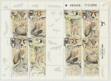 ISRAEL 2000 - Endangered Species (WWF) - IrS.48 - MNH - Nr. 495455