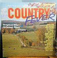 70s Country Fever ~ Various Artists, Ronco Records, 1978 Vintage Vinyl LP