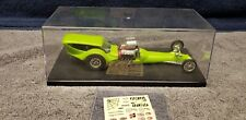 Vintage Monogram Trantula Dragster 1/24 Scale Build-Up with Case