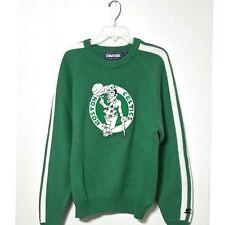 Vintage 80s BOSTON CELTICS NBA Starter Lucky-Charm Leprechaun Deadstock Sweater