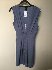 h & m charcoal dress, bnwt size 10