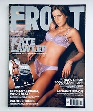 FRONT Magazine, Issue #71, (July 2004), KATE LAWLER Pictorial, NM Condition, UK