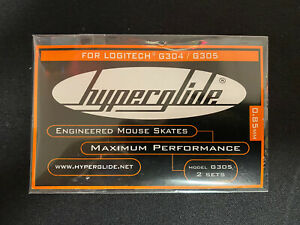 Logitech G305/304 Hyperglides [1 Set/5 Mouse Feet]