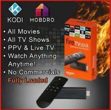 Amazon TV Fire Stick 2nd Gen w Alexa Voice Remote Live TV, Movies