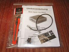 Umbau Umbausatz Roco 10764 Fleischmann 680801 Verstärker zum Booster wie 10765
