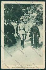 Alessandria Serralunga di Crea Savoia cartolina QQ6916