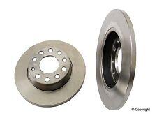 Premium Quality (2 pcs) REAR Brake Disc Rotor 34217 NEW 1698