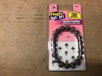 Fing'rs 2052 Nail Art Ancient Symbols Stick- On Nail Art & Buddha Bracelet