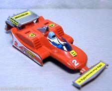 AFX Aurora Ferrari F1 T4 Carrosserie Rouge Neuve !!