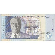 TWN - MAURITIUS 50a - 50 Rupees 1999 UNC Prefix AD
