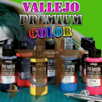 Vallejo Premium RC Color 60 ml bottles Airbrush Paint Free Shipping Orders $35+