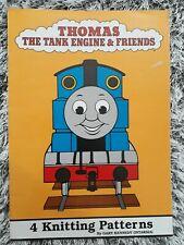 Alan Dart Thomas The Tank Engine Toy Knitting pattern
