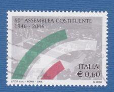 Italia 2006 assemblea costituente costituzione constituent assembly usato used