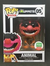 Funko Pop Muppets Animal Flocked Funko Shop Exclusive 4000 Pieces