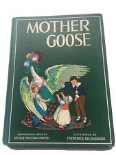 Mother Goose, 1915 Voland Edition by Eulalie Osgood Grover