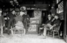 1900 - OREGON Salem Photo -  Cigars & Tabacco Shop