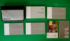 2004 04 Nissan Maxima Owners Manual, Near New M29