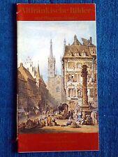 Altfränkische Bilder. Jahrgang 1985 (Würzburg, Franken)
