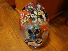 1997 TOY BIZ--THE SILVER SURFER--COSMIC POWER BLASTERS--RAZE FIGURE (NEW)