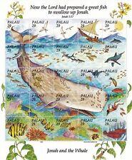 Palau 1993 Mf 589-613 Balene mnh