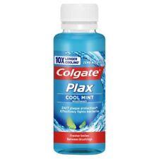 Colgate Plax Cool Mint Mouthwash Mini 100ml Travel Size NEW