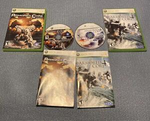Armored Core: For Answer : Core 4 Bundle(Microsoft Xbox 360, 2008) Two Games CIB