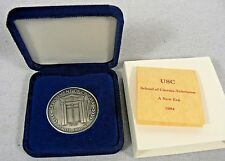 USC School of Cinema-Television 1 oz Silver Coin Reclaimed from film Processing