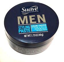 Suave Professionals Mens Hair Styling Paste Medium Hold Matte Finish Men