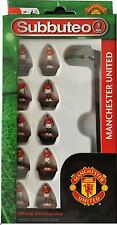 Manchester United Team - Subbuteo - Flick Table Football Soccer