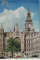 BF26234 london united kingdom the clock tower houses of  parli  front/back image