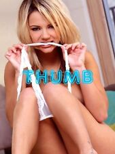 Ashlynn Brooke - 8x6 inch Photograph #178 in White Pants