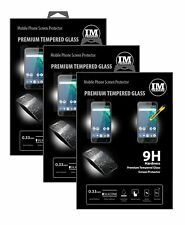 3x HTC U11 LIFE Panzer Schutzglas Tempered Glass 9H Display Glas Schutz Folie