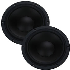 """Dynaudio MW172 8"""" Component Speakers for 2-Way & 3-Way System USED Speakers ONLY"""