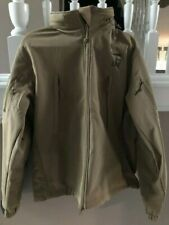 Men's Large Nine Line Concealed Carry Soft Shell Jacket - Tan - Nice!